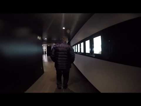 A Visit To Santiago Bernabeu Museum And Some Match Scenes (gopro)