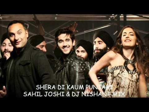 Speedy Singhs (RDB & Ludacris) - Shera Di Kaum Punjabi(Reggaeton Mix) by Sahil Joshi & Dj Nishant