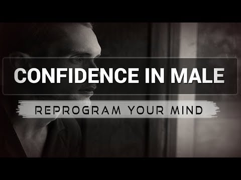 Positive Affirmations for Confidence in Male - Law of attraction - Hypnosis - Subliminal
