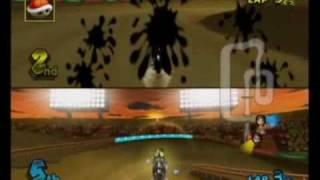 Mario Kart Wii: Wifi Wars 1 - Race 1 (Part 2)