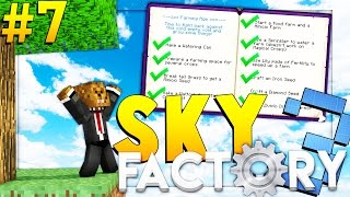 Baixar - Minecraft Skyfactory 3 Completing A New Age Modded Survival 7 Grátis