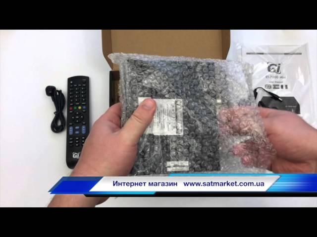 Видео обзор Galaxy Innovations GI ET-7000 Mini