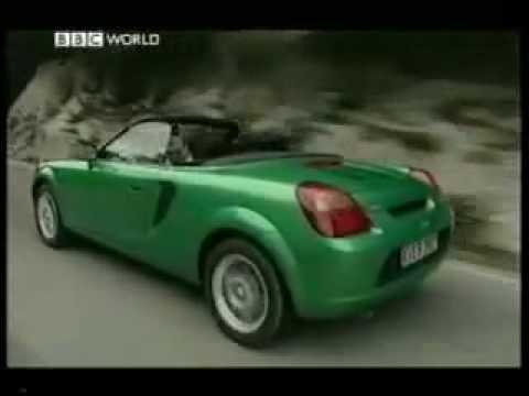 top gear - toyota mr2 spyder review - youtube