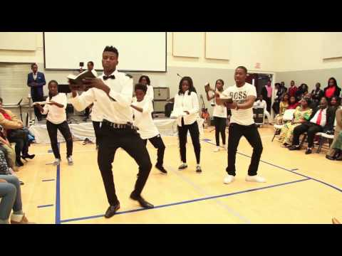 Nero X - Hossana Dance Cover by Wakali Group