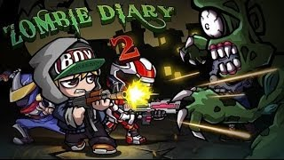 Zombie Diary 2: Evolution - Android Gameplay