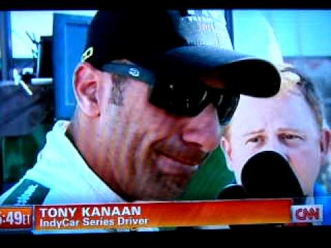 Indy drivers Tony Kanaan and Dario Franchitti reflect on the dangers of racing and Dan Wheldon