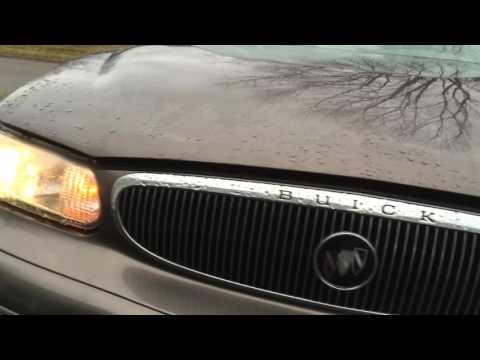 2003 Buick Century Start Up, Engine (In Description), Brief Tour