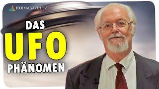 DAS UFO-PHÄNOMEN: WISSENSCHAFTLICHE BEWEISE - mit Illobrand von Ludwiger