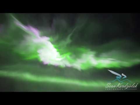 Amazing Aurora Borealis (Northern Lights) Corona