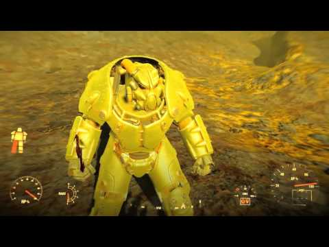 "Fallout 4 : How-to : Power Armor Melee Featuring ""Taduh"""