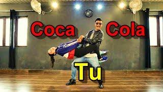 coca cola tu song dance choreography| Coca cola song Dance