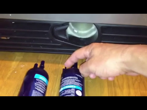 How To Install Whirlpool Refrigerator Water Filter