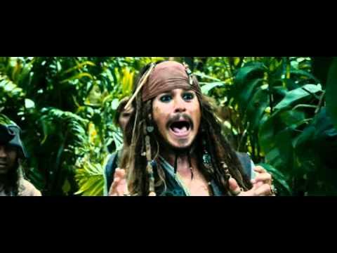 Pirates Of The Caribbean On Stranger Tides Trailer - MegaStar Cineplex Vietnam