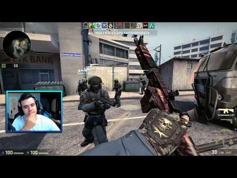 """LAS ENCHUFO TODAS!!"" | - Counter-Strike: Global Offensive #163 -sTaXx"