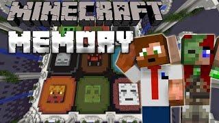 Minecraft Memory - Med Ufosxm