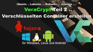 Datensicherheit Teil 2 ... Veracrypt Container erstellen
