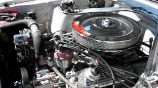 Ford Mustang 1966 V8 302 sounds