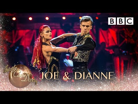 Joe Sugg and Dianne Buswell Paso Doble to 'Pompeii' by Bastille - BBC Strictly 2018