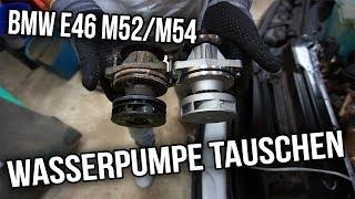 BMW E46 E36 | Wasserpumpe Tauschen
