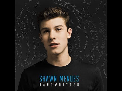 "DOWNLOAD ""HANDWRITTEN"" BY SHAWN MENDES"