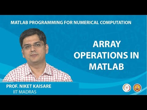 MATLAB Lecture 1.2
