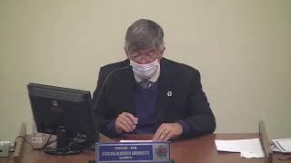 15ª Sessão Ordinária - Câmara Municipal de Araras