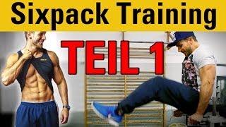 Simons Sixpack-Training Teil 1 - Übungen für den unteren Bauch