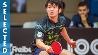 Mizuki Oikawa vs Kristian Karlsson (TTBL Selected)