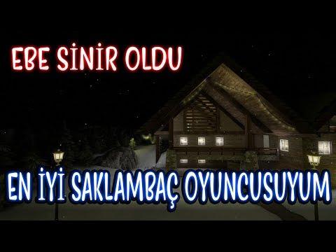 EFSANE KAPI BUGUYLA EBEYİ SİNİR ETME!! Saklambaç (CS:GO)