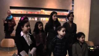 Kinderkoor  Al Wahda | Rotterdam Schouwburg