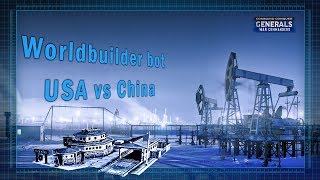 Worldbuilder bot USA vs China #93