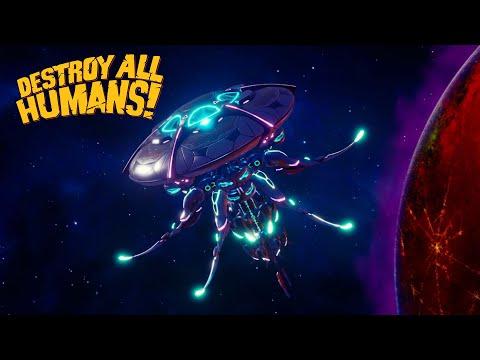 Destroy All Humans! - Release Trailer