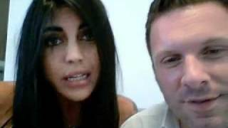 Veronica Ciardi in videochat by Luca Casadei Management - 2010 - parte 5
