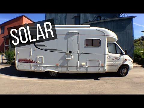 My RV Solar Setup