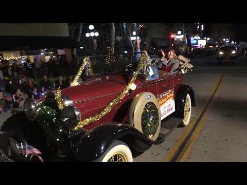City of Monrovia Holiday Parade 2017