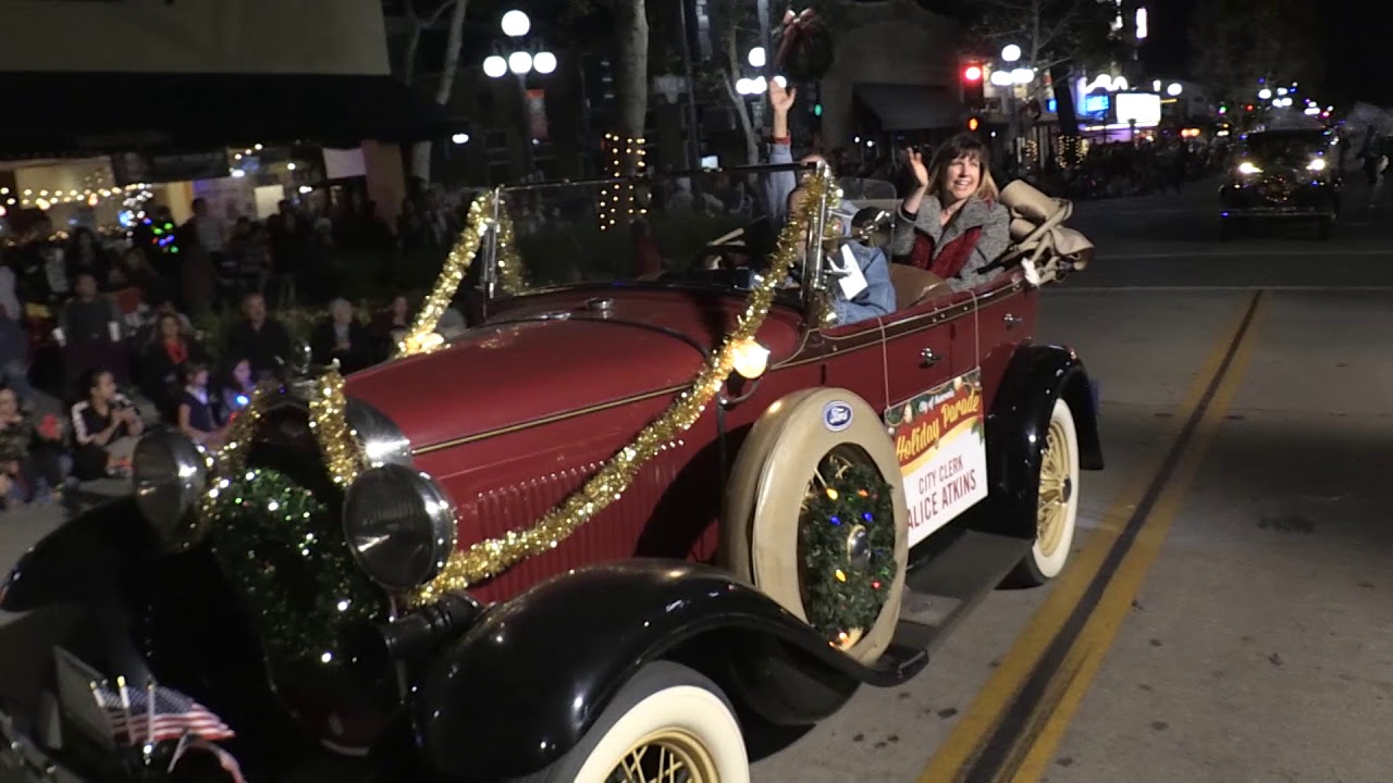 Monrovia Christmas Parade 2019 City of Monrovia Holiday Parade 2017   YouTube