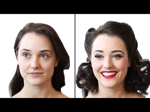 Thumbnail: Girls Transform Into Pinups