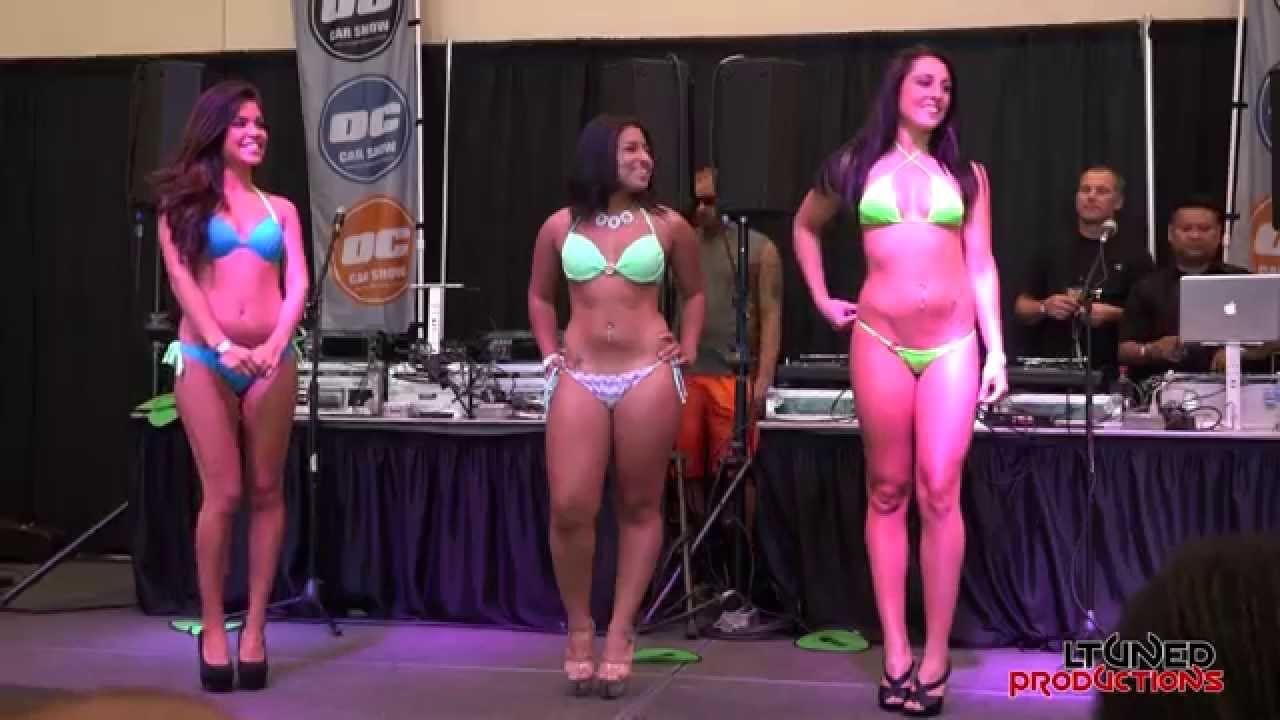 Bikini Contest Ocean City Car And Truck Show 2014 Youtube