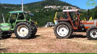 FIAT vs ... (video 1) tractor-test.com