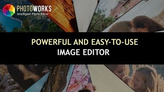 📷PhotoWorks 5.0 - Easy-to-Use Photo Editing Software Review