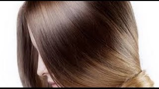 خلطة لتنعيم الشعر الخشن جدا فى 10 دقائق فقط الخلطة مضمونة 100% ومجربة | cheveux secs et abimés