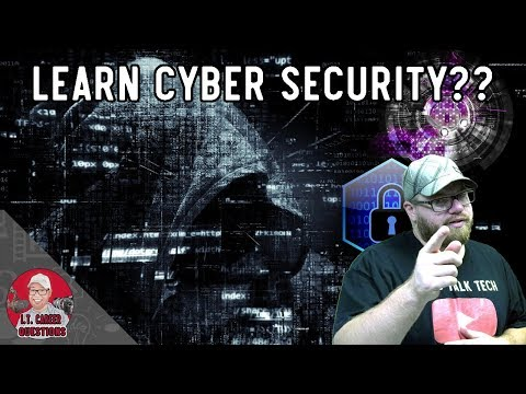 Should You Learn Cyber Security in 2018? InfoSec Cyber Security for Beginners