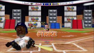 MLB Bobblehead Battle Gameplay: St. Louis Cardinals vs. Milwaukee Brewers (Xbox 360)