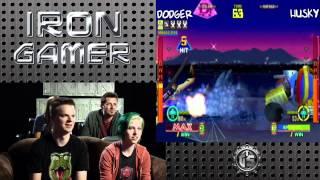 Iron Gamer: Tech Romancer! (EXTENDED) Dodger vs. Husky