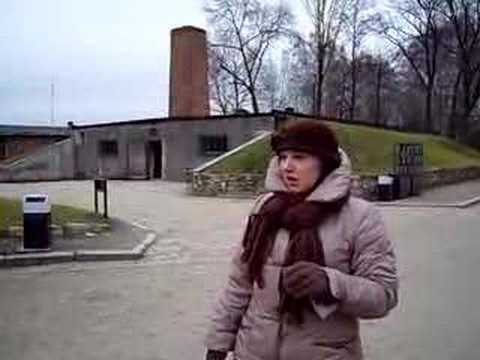 tour of auschwitz
