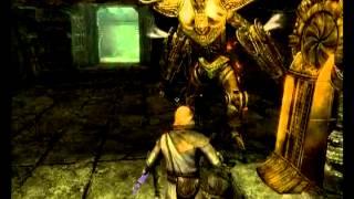 Tthe Elder Scrolls V: Skyrim  Двемерский центурион - мастер