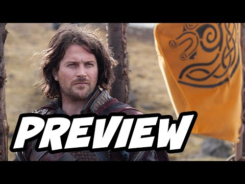 Beowulf TV Series Preview