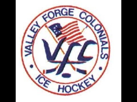 Hatfield Ice Hawks vs   Valley Forge Colonials 11 19 2017