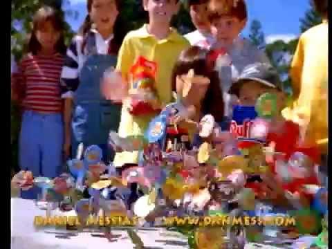 Comercial Elma Chips - Tazos Animaniacs
