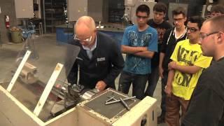 Upgrading skills training equipment
